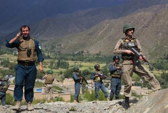 35 Taliban militants killed in Afghanistan