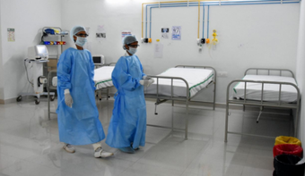 Positive test for COVID-19 virus now not mandatory for admission to COVID health facility