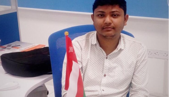 Covid-19 patient Abhishek Mohapatra to be airlifted to Kolkata for ECMO treatment