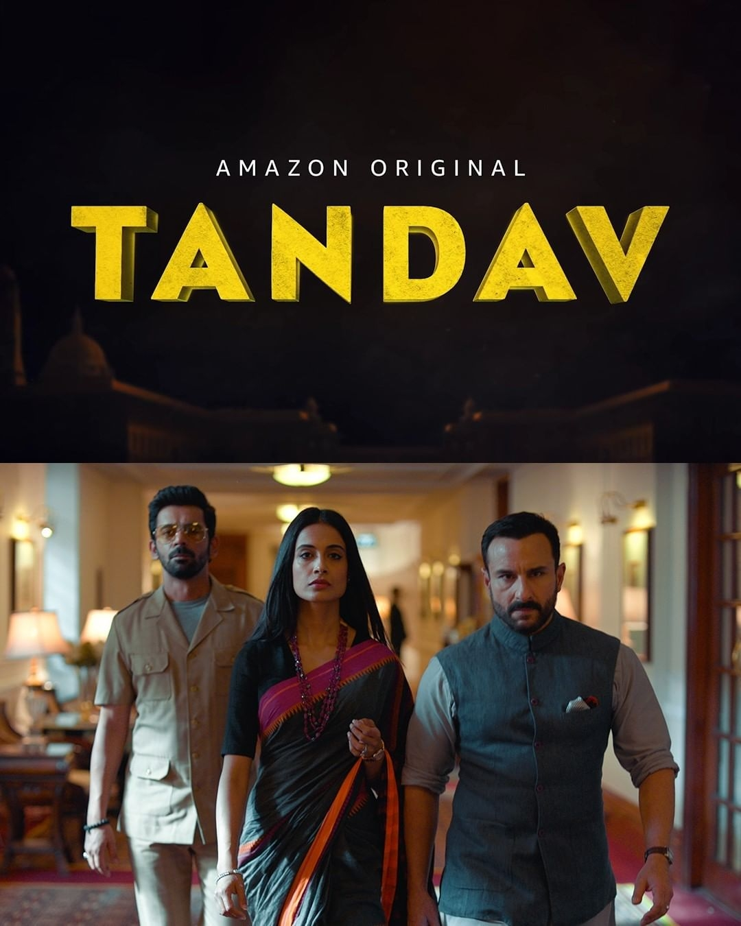 Amazon Prime India chief records statement on 'Tandav'