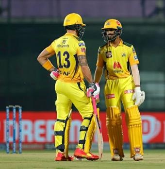 CSK continue to lead, PBKS consolidate sixth spot
