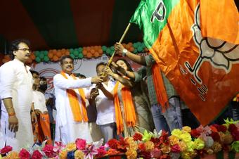 People of Bengal do not want any 'Khela' with progress and development: Pradhan