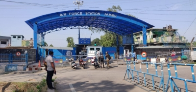 Drone spotted and destroyed over Jammu Air Force Station