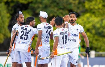 India beat Argentina 3-0 in Pro League