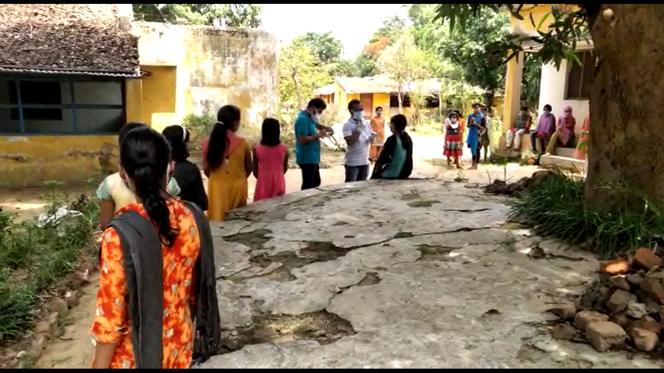 24 kids of childcare home test positive for Covid in Rayagada