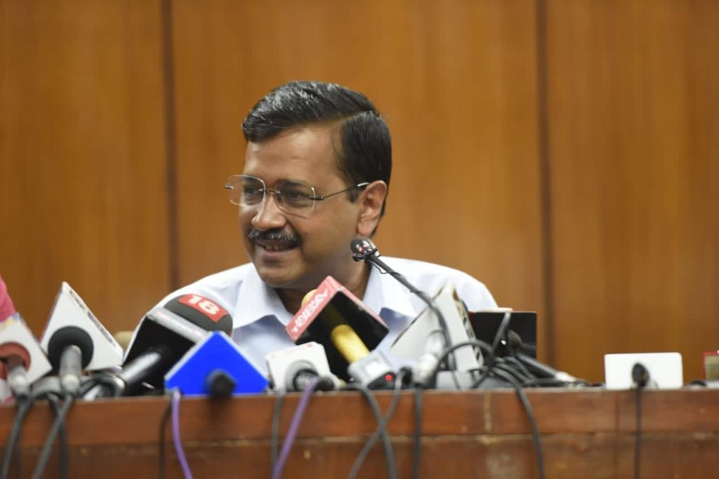 BJP urges Kejriwal to call all party meet to discuss Covid