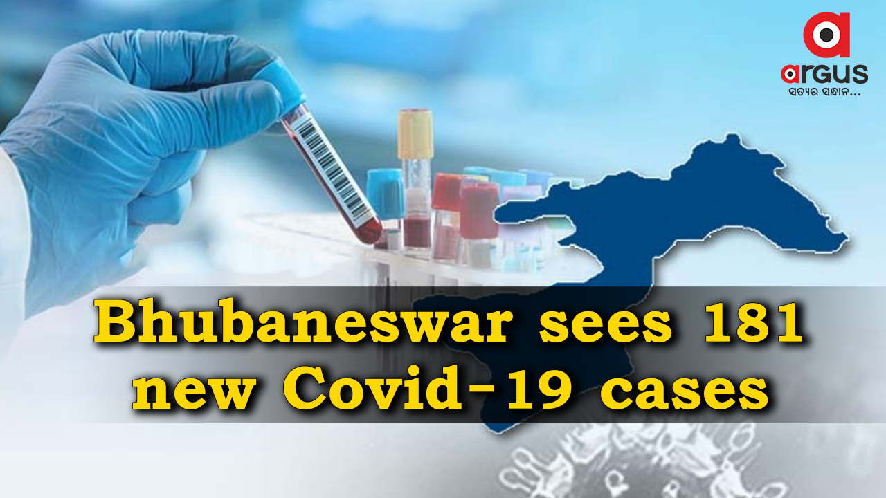 Bhubaneswar reports 181 new Covid-19 cases; Active cases stand at 1,403