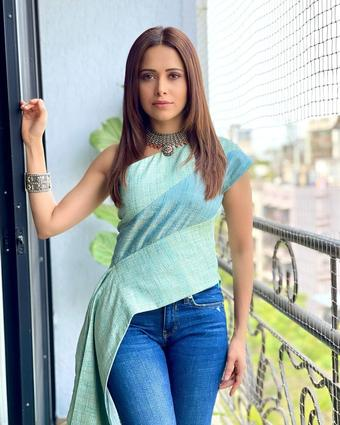 Nushrratt Bharuccha: No conscious effort to move away from glam roles