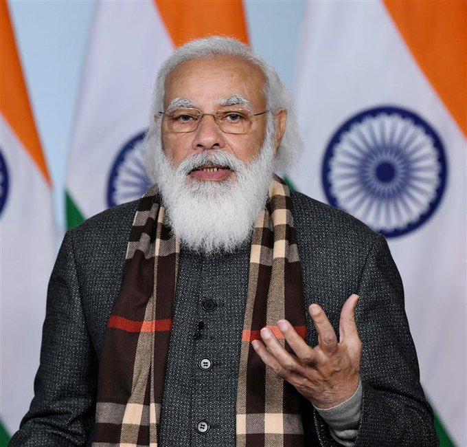 PM Modi to release Hindi version of 'Odisha Itihaas' by Mahtab on April 9