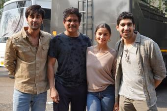 Nagarjuna wraps up shoot for 'Brahmastra'
