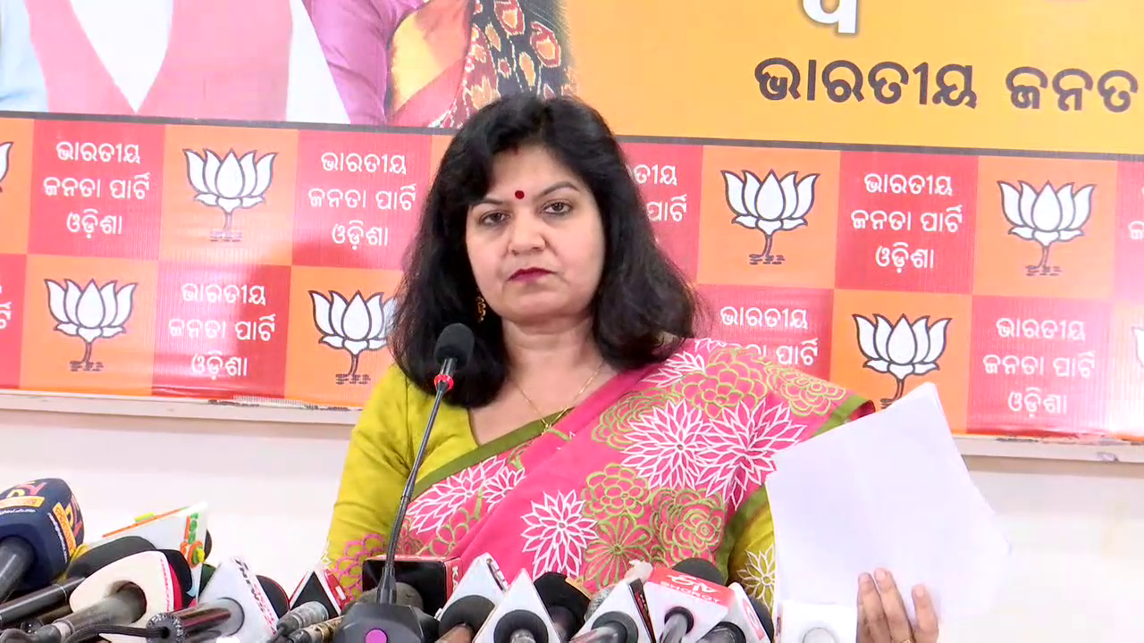 State Govt allegations vis-a-vis NMA by-laws unjustified, says Aparajita Sarangi