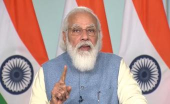 PM Modi to hold meeting with Ministers to review Covid-19 situation today