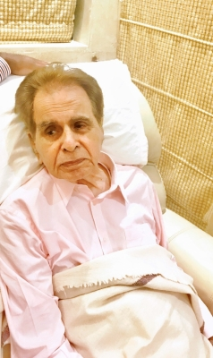 Dilip Kumar is 'stable' and 'should be home in 2-3 days'