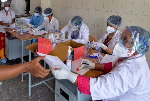 Bhubaneswar reports 307 fresh Covid-19 cases; Active cases mount to 1,481