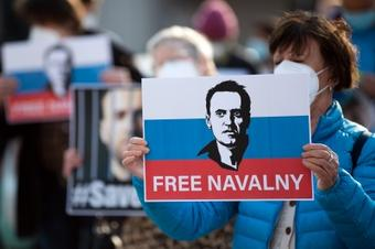 Russian doctor who treated Navalny reported missing