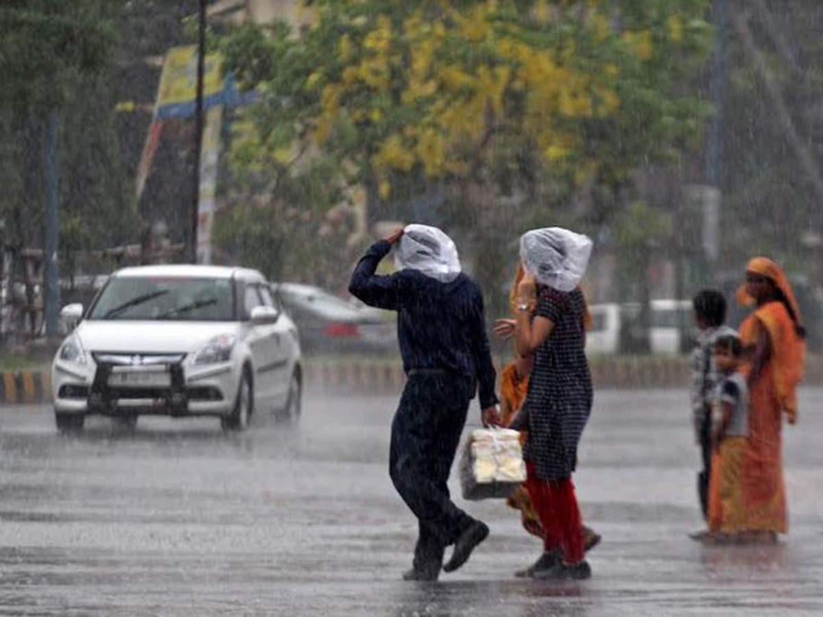 Low pressure likely on July 21; Odisha to witness rain from tomorrow