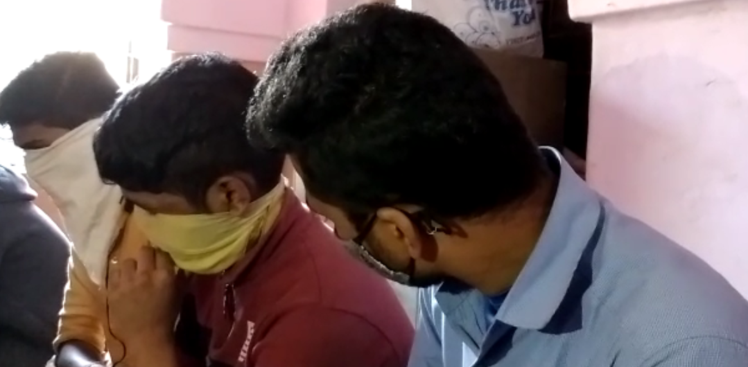 3 private firm staffs held for cheating youths with job promise in Dhenkanal