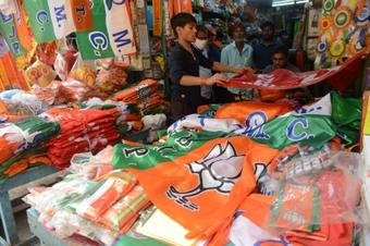 BJP finalises candidates for last four phases of Bengal polls