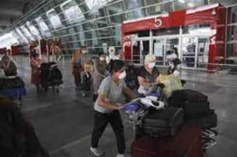 India issues revised travel advisory, negative RT-PCR Report must