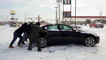 2.5 mn in Texas without power due to winter storm