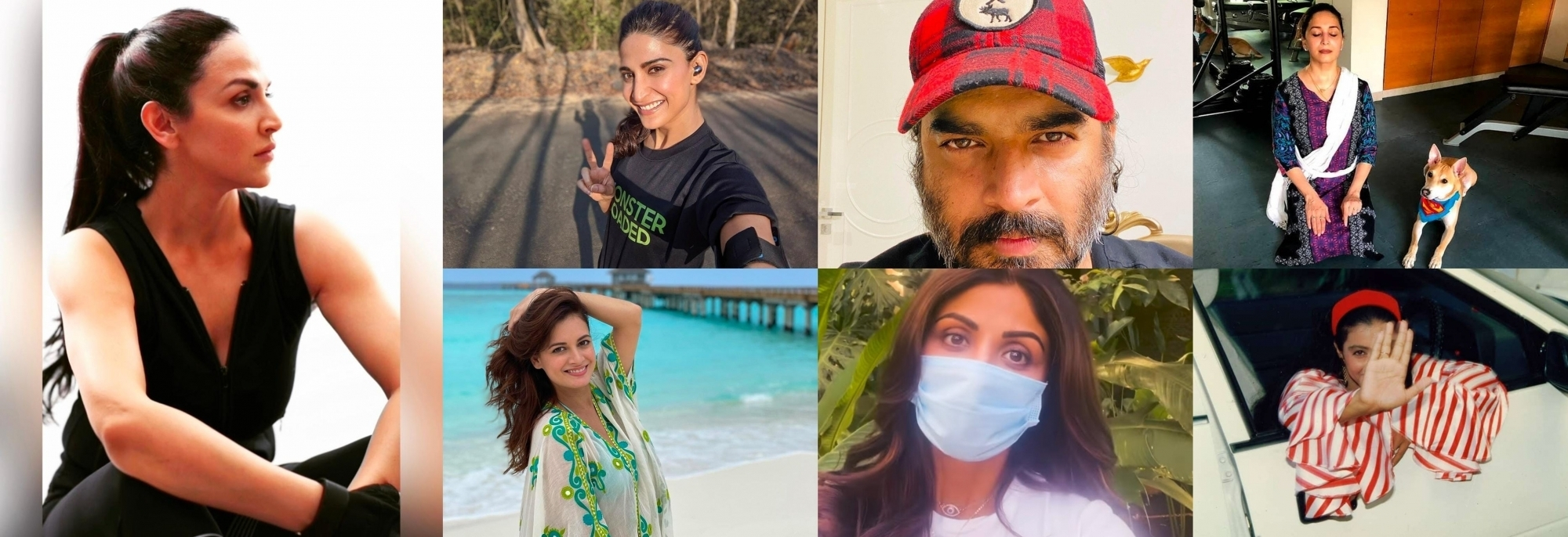 World Health Day: Bollywood discusses Covid on social media