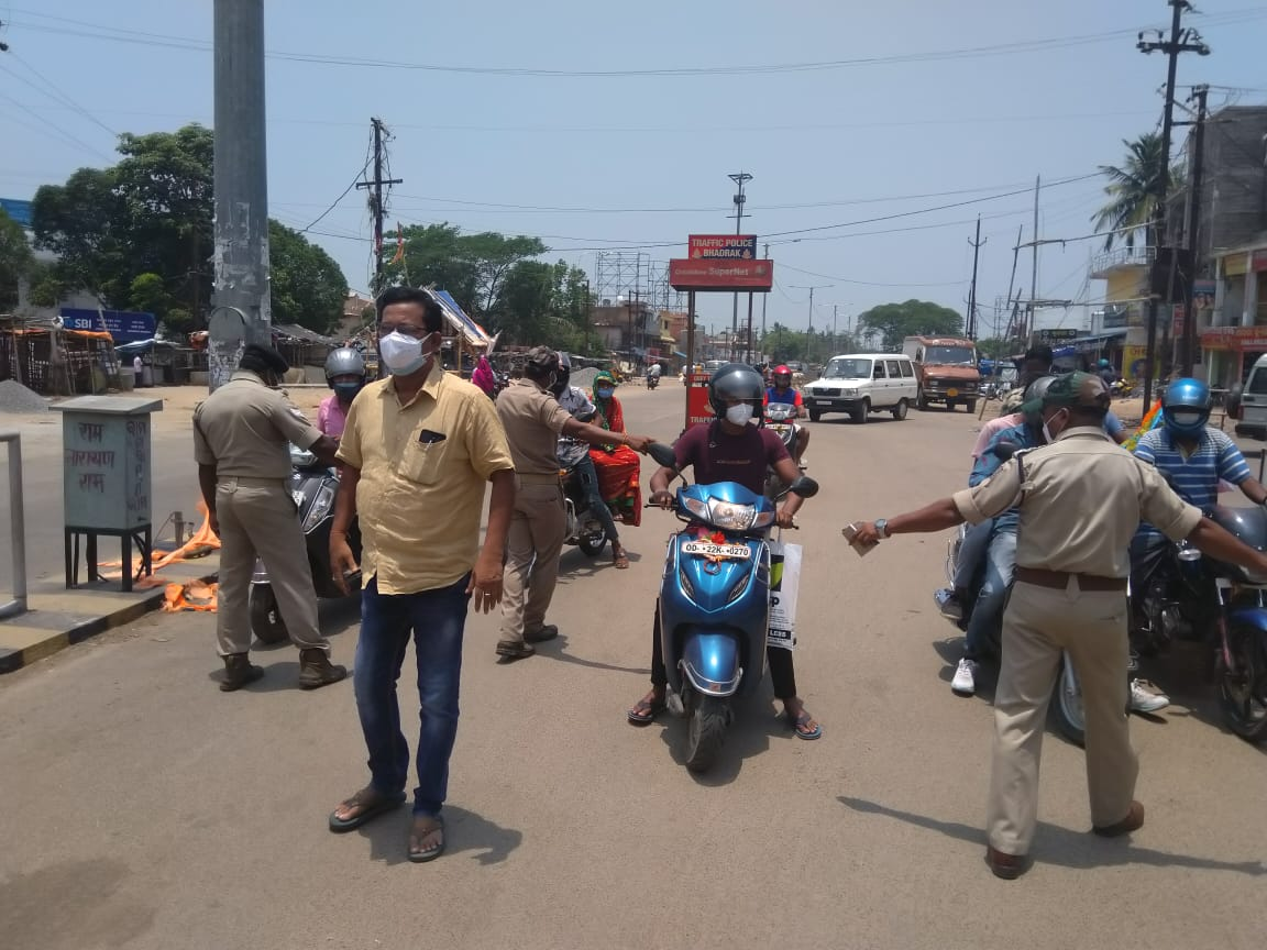 Rs 18L collected from Covid19 violators in Odisha in 24 hours