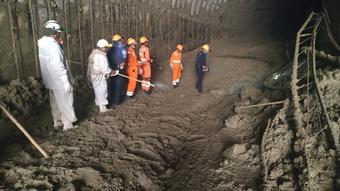 U'khand deluge: 166m of tunnel cleared