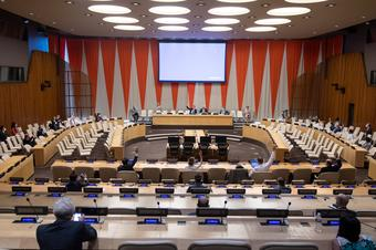 UN launches initiative to help cope with transnational corruption