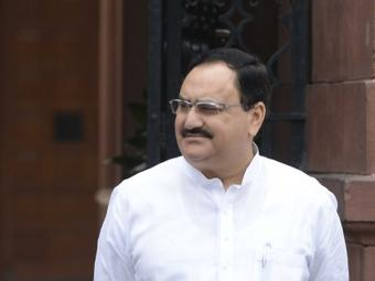 Nadda, Shah discuss Punjab Assembly polls with BJP state chief