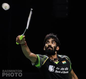 Swiss Open: Srikanth through to quarter-finals