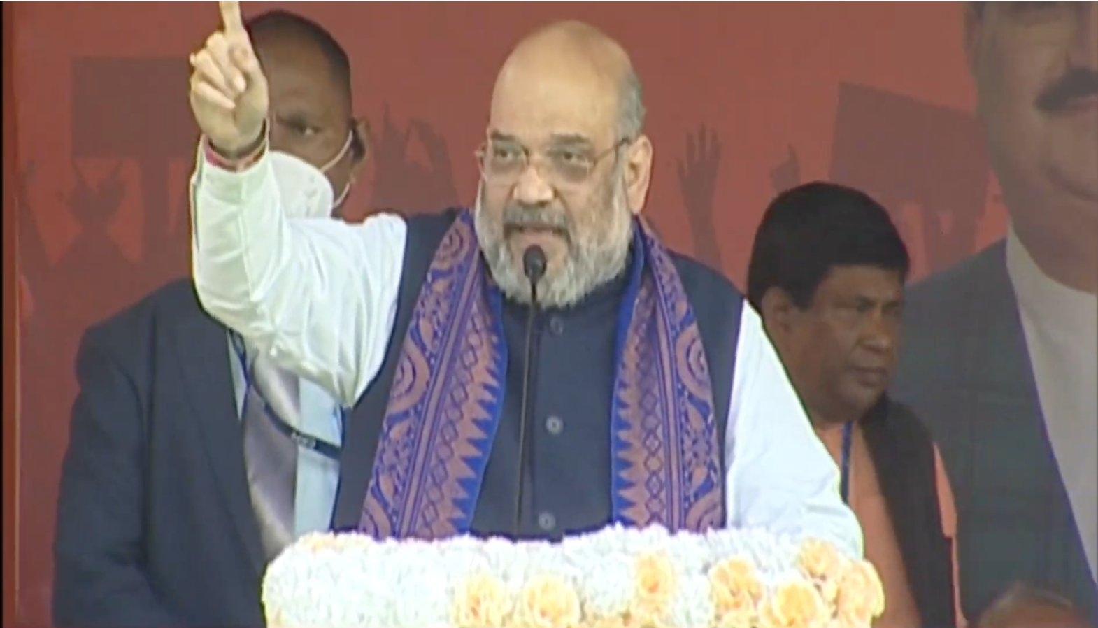 Maoist attack: Shah cuts short Assam visit, returns to Delhi