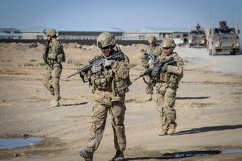 US to deploy additional forces to Afghanistan as withdrawal underway