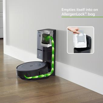 New iRobot robotic vacuums with automatic dirt disposal in India