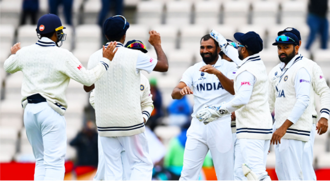 WTC Final: New Zealand bowled out for 249 in 1st innings