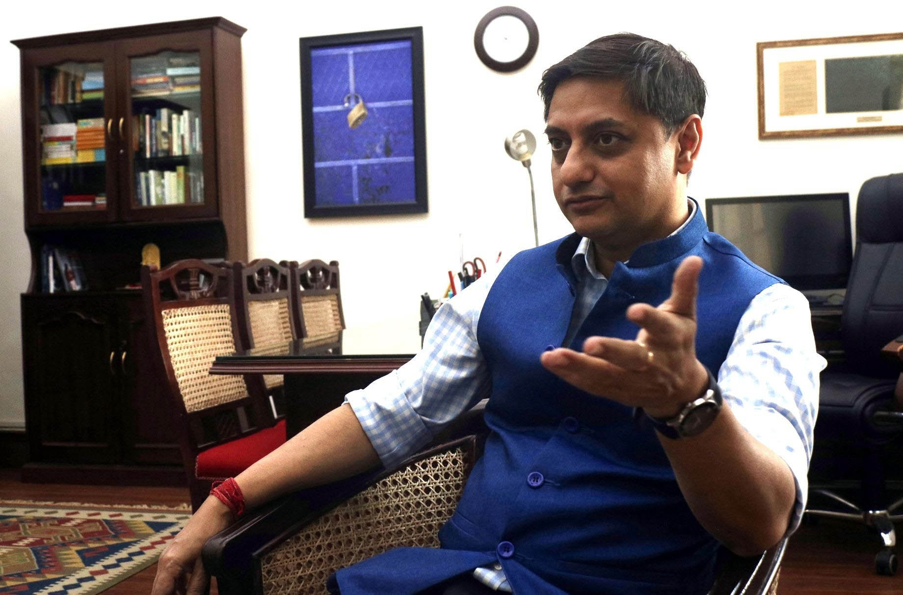 Govt to return to pre-COVID fiscal deficit path in 3 yrs: Sanjeev Sanyal