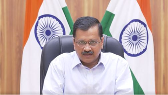 Kejriwal writes to Modi, seeks help to fight surging Covid