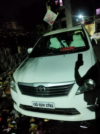 Man arrested for running over 5 stray dogs with SUV in Bhubaneswar