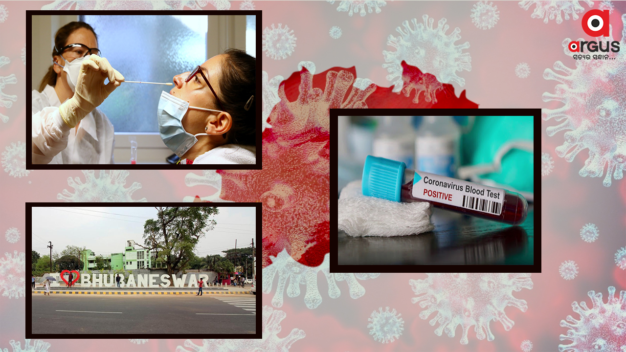 Bhubaneswar sees highest single-day spike of 354 Covid positive cases; count rises to 9,001