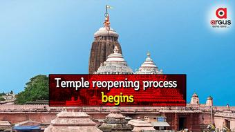 Process to reopen temples in Odisha begins