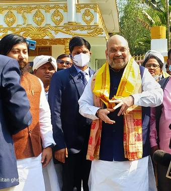 Why 'Jai Shri Ram' slogan is insult for Mamata: Amit Shah