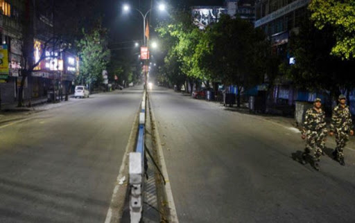 Night curfew in all urban areas across Odisha from today