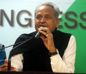 Rajasthan CM Ashok Gehlot tests positive for Covid