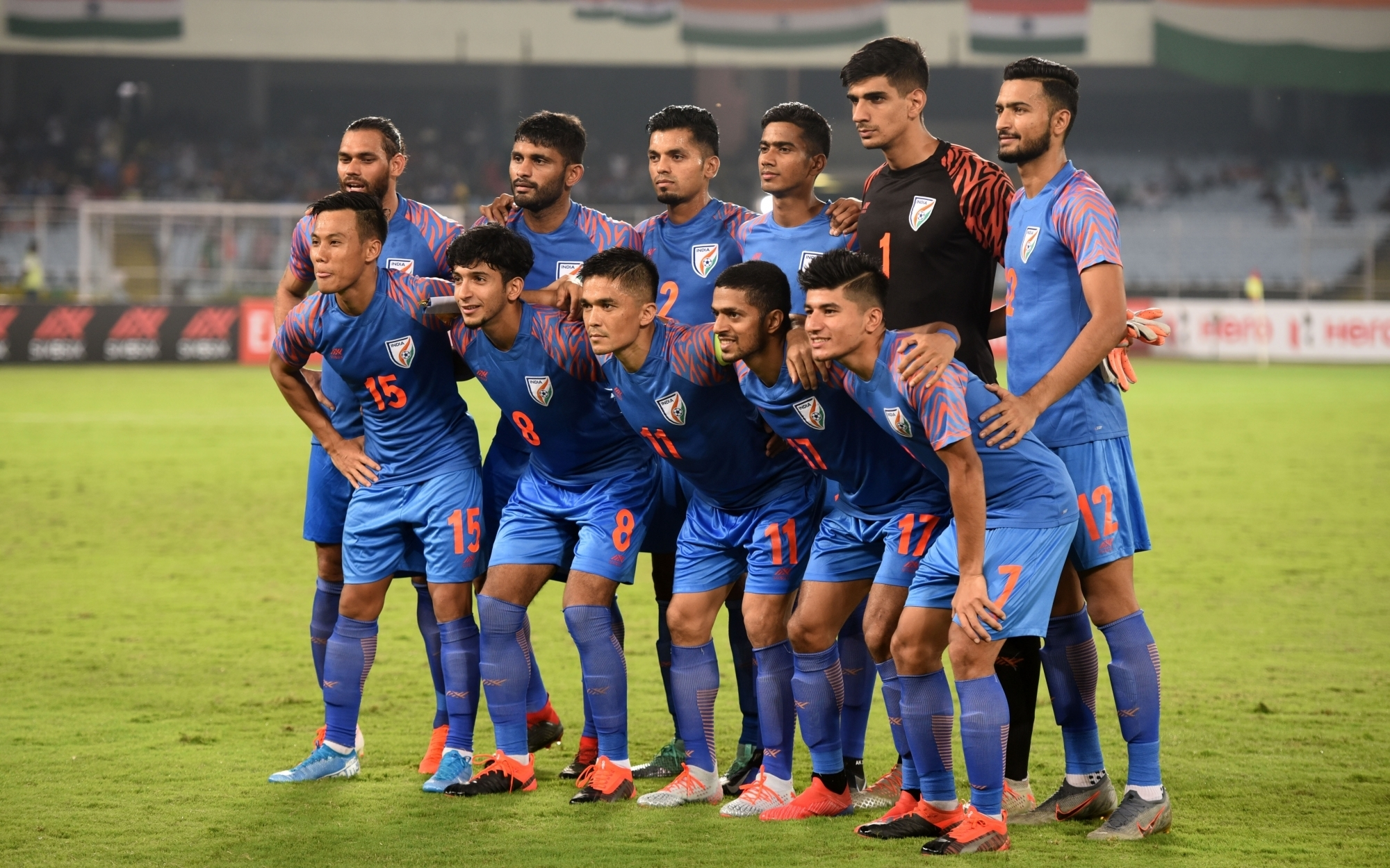 India's football team to face UAE, Oman in March