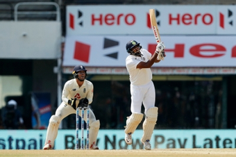 2nd Test: India lead crosses 400, Ashwin unbeaten on 68