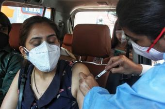 Daily Covid cases down 85%, active cases 65%: Health Ministry