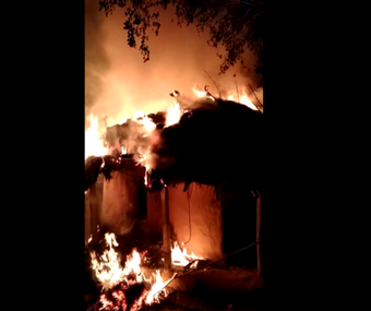 Property worth lakhs gutted in fire mishap in Bhadrak