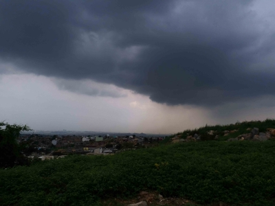 Heavy rains likely in Andhra as low pressure area forms in Bay of Bengal