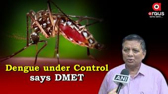 Dengue cases on rise but DMET claims it's under control
