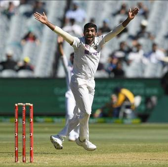 Bumrah released from Indian Test squad on his request: BCCI