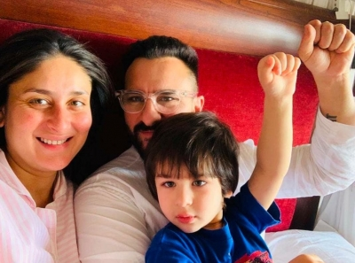 Kareena Kapoor and Saif Ali Khan blessed with baby boy